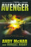 Avenger - Andy McNab, Robert Rigby