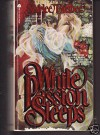 While Passion Sleeps - Shirlee Busbee