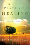 A Place of Healing: Wrestling with the Mysteries of Suffering, Pain, and God's Sovereignty - Joni Eareckson Tada