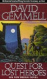 Quest for Lost Heroes (Drenai Tales, #4) - David Gemmell