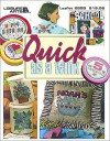 Quick as a Wink Cross Stitch (Leisure Arts #2888) - Leisure Arts