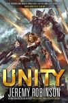 Unity - Jeremy Robinson