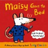 Maisy Goes to Bed: A Maisy Classic Pop-Up Book - Lucy Cousins