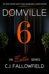 The Domville 6 - C.J. Fallowfield, Book Cover by Design, Karen J