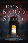 Days of Blood and Starlight Ssb - Taylor  Laini