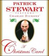 A Christmas Carol - Charles Dickens, Patrick Stewart
