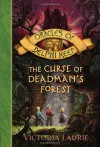 The Curse of Deadman's Forest (Oracles of Delphi Keep) - Victoria Laurie