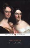 Sense and Sensibility -  Tony Tanner,  Ros Ballaster, Jane Austen