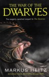 The War of the Dwarves - Markus Heitz