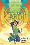 Green Lantern: Legacy - Andie Tong, Minh Lê