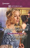 An Unsuitable Duchess - Laurie  Benson