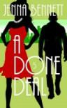 A Done Deal (A Savannah Martin Mystery #5) - Jenna Bennett