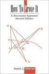 How to Prove It: A Structured Approach - Daniel J. Velleman
