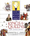 Don't Know Much About the Kings and Queens of England - Kenneth C. Davis, S.D. Schindler