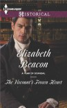 The Viscount's Frozen Heart (A Year of Scandal) - Elizabeth Beacon