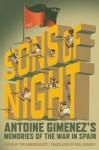 The Sons of Night: Antoine Gimenez's Memories of the War in Spain - Antoine Gimenez