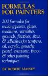 Formulas for Painters - Robert Massey