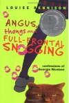 Angus, Thongs and Full-Frontal Snogging - Louise Rennison