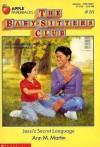 Jessi's Secret Language (The Baby-Sitters Club, #16) - Ann M. Martin