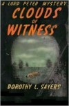 Clouds of Witness - Dorothy L. Sayers,  New Century Books (Editor)