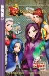 Disney Manga: Descendants The Rotten to the Core Trilogy Volume 1 (Disney Descendants: The Rotten to the Core Trilogy) - Jason Muell