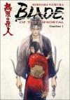 Blade of the Immortal Omnibus Volume 1 - Hiroaki Samura