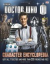 Doctor Who Character Encyclopedia - Jason Loborik, Annabel Gibson, Moray Laing