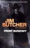 Front burzowy (Akta Dresdena, #1) - Jim Butcher, Piotr W. Cholewa