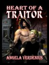 Heart of a Traitor - Angela Verdenius