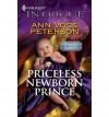 Priceless Newborn Prince - Ann Voss Peterson
