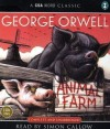 Animal Farm - Simon Callow, George Orwell