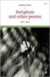 Periplum and Other Poems: 1987-1992 - Peter Gizzi