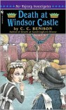 Death at Windsor Castle - C.C. Benison
