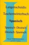 Langenscheidt Taschenwörterbuch Spanisch: Spanisch - Deutsch / Deutsch - Spanisch - Langenscheidt, Noeli, Gisela Haberkamp de Antón, Schoen