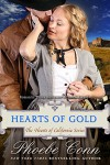 Hearts of Gold (The Hearts of California Series, Book 1) - Phoebe Conn