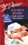 Georgia Meets Her Groom (The Family Mccormick) - Elizabeth Bevarly
