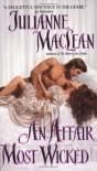 An Affair Most Wicked - Julianne MacLean