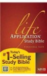 Life Application Study Bible-NIV-Personal Size - Anonymous