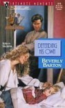 Defending His Own  (The Protectors) (Silhouette Intimate Moments) - Beverly Barton