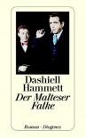 Der Malteser Falke - Dashiell Hammett, Peter Naujack