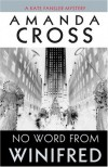 No Word from Winifred - Amanda Cross
