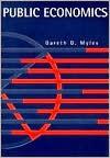 Public Economics - Gareth D. Myles, Myles,  Gareth D. Myles,  Gareth D.
