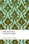 Framley Parsonage - Anthony Trollope, Katherine Mullin, Francis O'Gorman