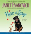 Hero at Large CD - Janet  Evanovich
