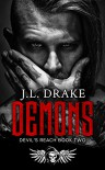 Demons (Devil's Reach Book 2) Kindle Edition by J.L. Drake  - J.L.Drake