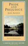 Pride and Prejudice - Donald J. Gray, Jane Austen