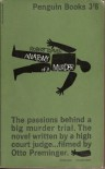 Anatomy of a Murder - Robert Traver