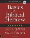 Basics of Biblical Hebrew Grammar [With CD-ROM] - Gary D. Pratico, Miles V. Van Pelt