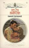 Sweet Tempest - Helen Bianchin