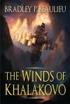 The Winds of Khalakovo (Lays of Anuskaya, #1) - Bradley P. Beaulieu